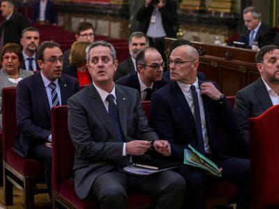 El Código Penal se reformará creando un nuevo subtipo de sedición