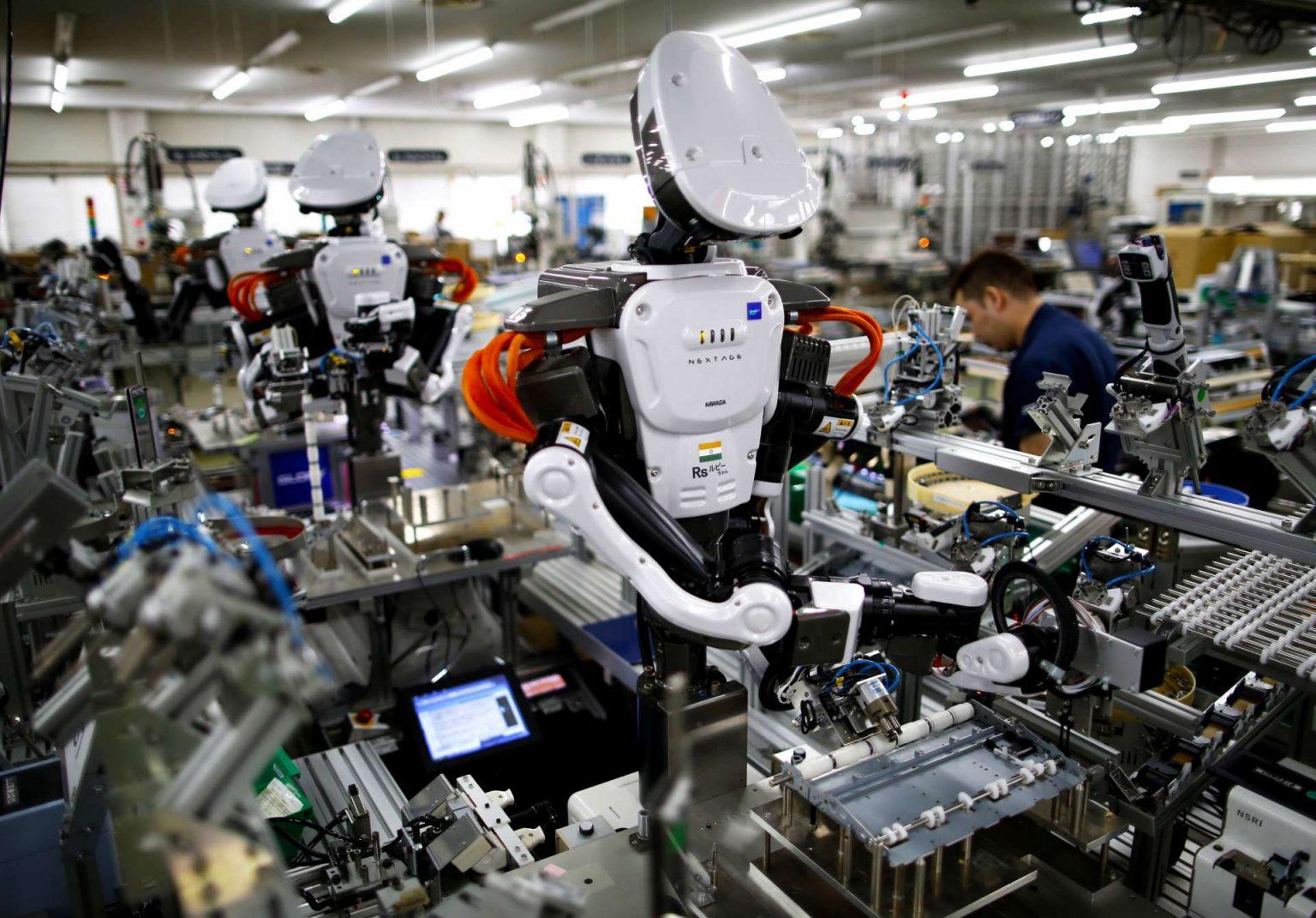 Robotización y tranformación tecnológica: ¿nueva causa de despido?