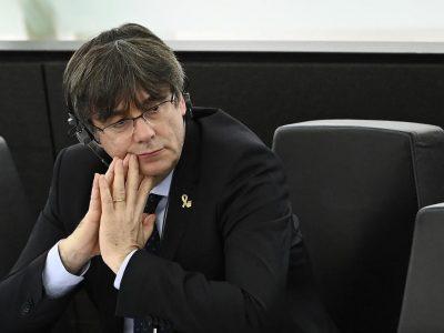 El juez Llarena confirma la petición al Parlamento Europeo de suspender la inmunidad de Puigdemont