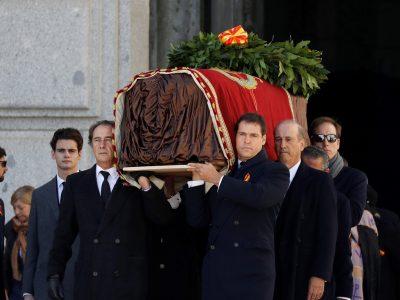El Tribunal Supremo rechaza todos los recursos a la exhumación de Franco