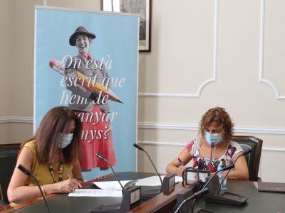 El ICAV firma un convenio de colaboración con Valencia Activa para el fomento de la igualdad de oportunidades