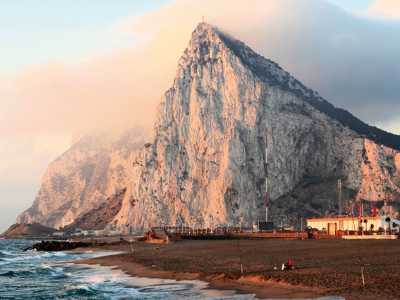 """Gibraltar: """"A cada bulldog le llega su San Alfonso"""""""