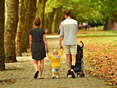 Caso real de divorcio de mutuo acuerdo con hijo dependiente e hijo independiente