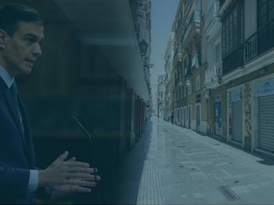 Sánchez anuncia que destinará 11.000 millones de euros para ayudar a la hostelería, el turismo y el pequeño comercio
