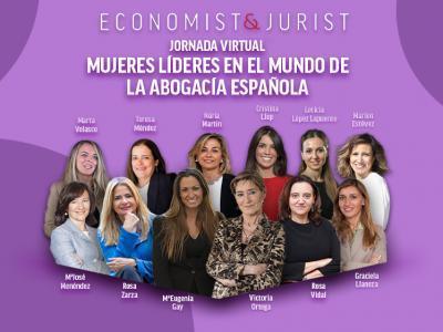 Economist & Jurist reúne a las mujeres líderes de la abogacía española en unas jornadas online