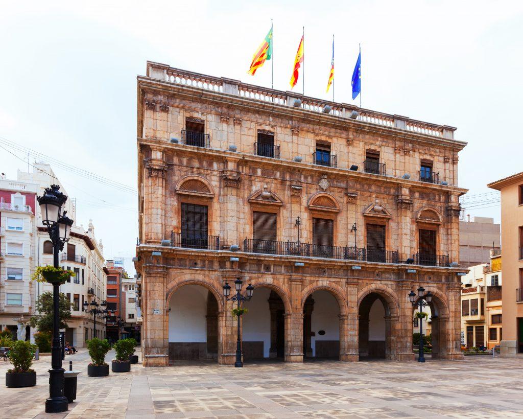 Ayuntamiento-Servicios públicos
