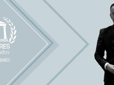 Pedro Albares galardonado con el Premio Europeo al Talento Empresarial 2021