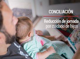 Una sentencia reconoce a un trabajador reducir y fijar su horario para cuidar a su hijo